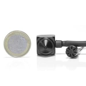 Micro snake Caméra CCD noir et blanc 600 lignes 0.05 lux et audio