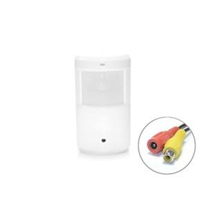 Caméra détecteur alarme factice CCD couleur 480 lignes jour nuit