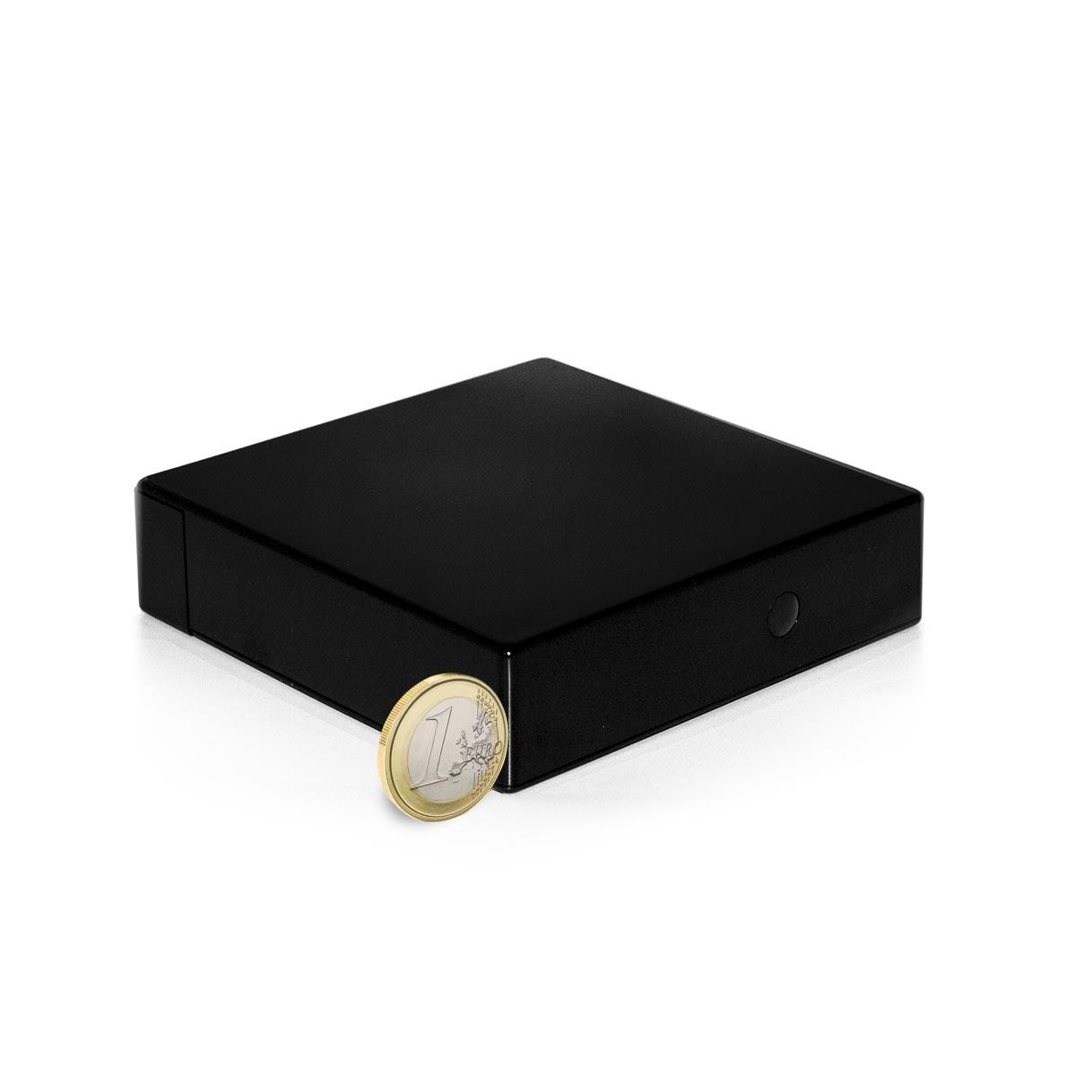 Caméra cachée dans une boîte noire HD 720P WiFi longue autonomie avec détection de mouvement
