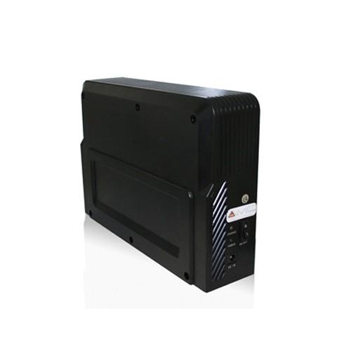 Brouilleur GPS 3 - GSM et 3G de 10 watts autonome pour une utilisation 24h/24 7jours/7