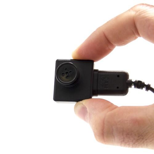 Micro caméra HD bouton ou vis 1.3 MP