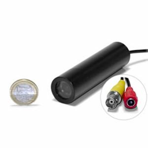 Cam tube couleur waterproof CCD couleur 550 lignes