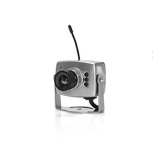 Caméra CMOS 380 lignes additionnelle Audio-vidéo 2.4Ghz 4 canaux