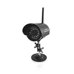 Caméra couleur et infra rouge sans fil CCD 420 lignes additionnelle 2,4 ghz