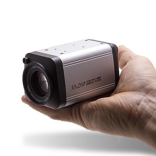 Caméra couleur 2 Mégapixels AHD zoom 30x