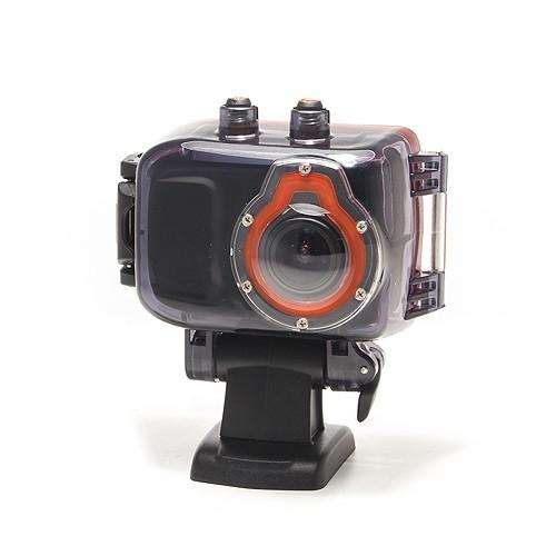 CAM-PRO BLACK SERIES HD 1080P et son caisson étanche