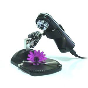 Micro caméra microscope numérique 2 millions de pixels avec zoom X 250