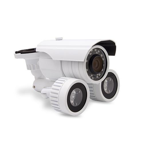 Caméra extérieure 2 Mpx HD 1080P analogique AHD / TVI / CVI / CVBS vision nocturne longue portée