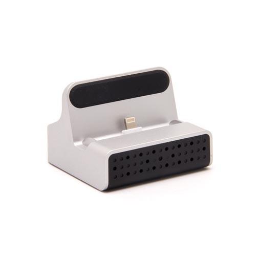 Station de recharge pour iPhone avec enregistreur WiFi HD 1080P et application mobile