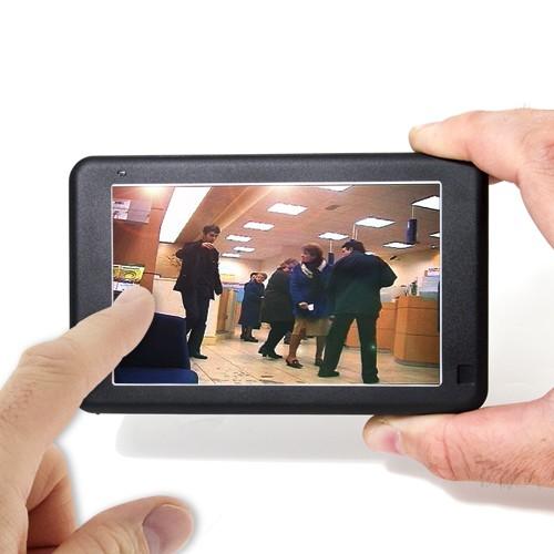 Enregistreur portable HD 1080P écran tactile 500Go