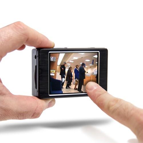 Micro enregistreur professionnel tactile HD