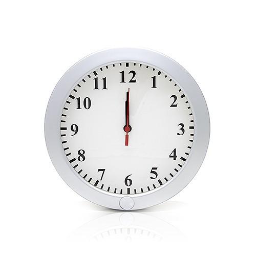 Horloge - vue générale