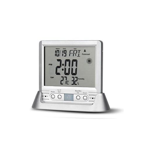 Thermomètre Horloge caméra cachée HD 720P