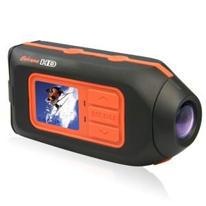 Caméra sport Waterproof Full HD  5 millions de pixel LCD