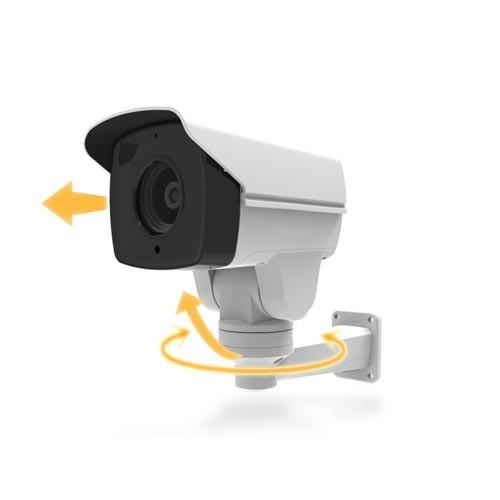 Caméra 1080P réseau IP pilotable PTZ vision nocturne zoom 10x
