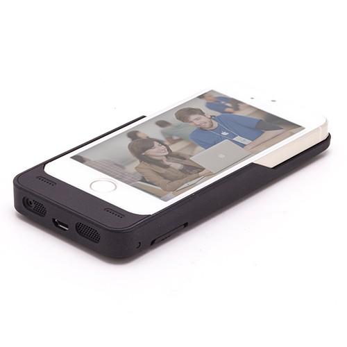 Coque-batterie pour iPhone 5 caméra cachée HD 2K 32Go