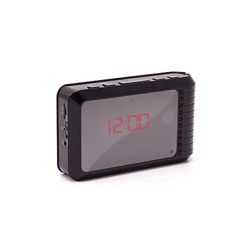 Caméra cachée IP WiFi horloge de bureau 720P