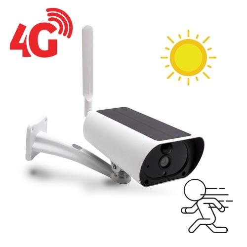 Caméra solaire IP GSM 4G HD 1080P