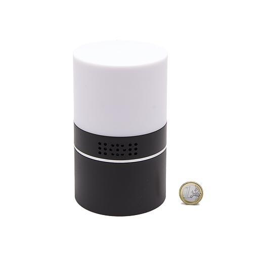 Lampe d'ambiance LED avec caméra cachée WIFi HD 1080P pilotable