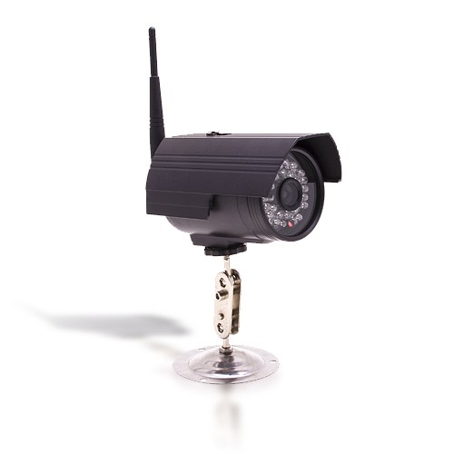 Caméra IP P2P Wifi extérieur HD 720P avec détection de mouvement