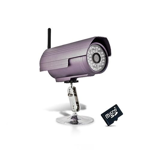 Caméra IP WiFi extérieur 720P