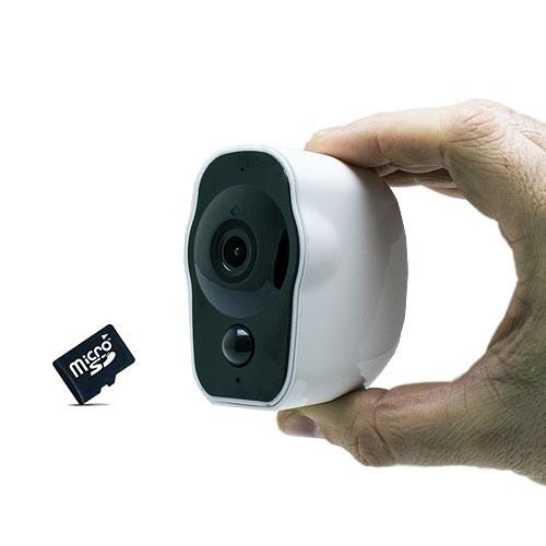 Smart caméra alarme Wi-Fi HD 1080P