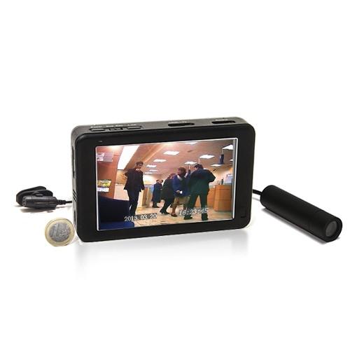 Kit caméra cachée type bouton & vis