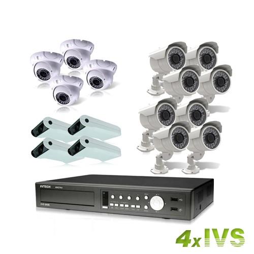 IVS 16 caméras et un enregistreur IVS-799