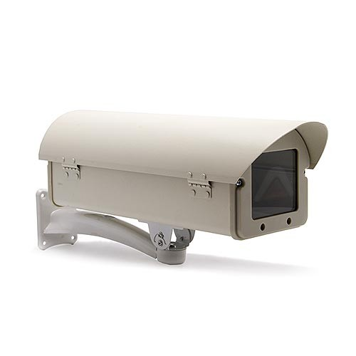 Kit pied de fixation et boîtier de protection étanche pour caméra extérieure
