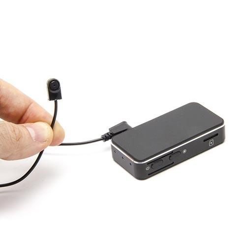 Micro enregistreur WiFi autonome et nano caméra couleur 480 lignes TV