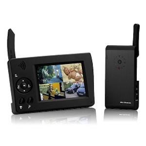 Kit caméra sans fil numérique infrarouge et récepteur LCD
