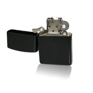 Briquet caméra enregistreur 8 Go audio vidéo HD 1280 x 960 pixels à détection du son