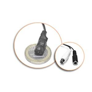 Mini micro audio sensible