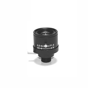 Micro objectif à focale variable de 4 mm à 9 mm
