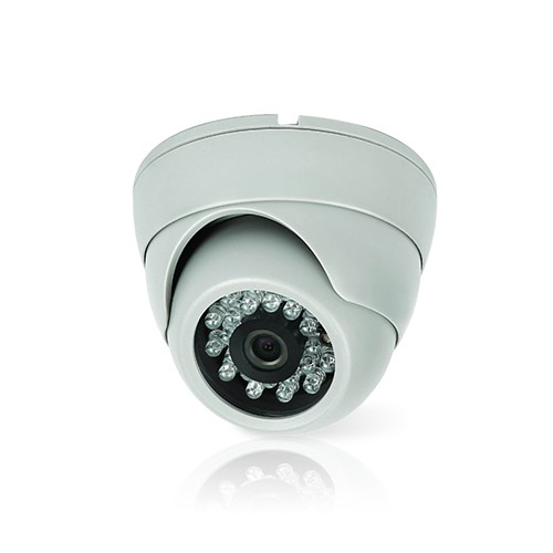 Caméra de vidéosurveillance type dôme 500 lignes couleur IR