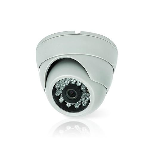 Caméra de vidéosurveillance type dôme 650 lignes couleur IR 3.6 mm