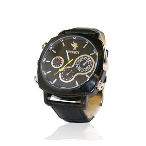 Montre sport waterproof  HD 1080p 16 Go