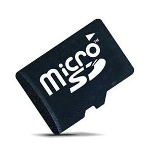 Micro carte SDHC 4 Go