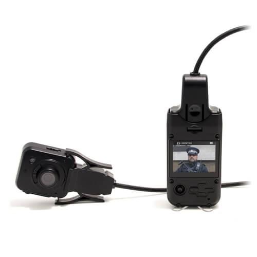 Caméra d'intervention HD 1080P avec vision nocturne