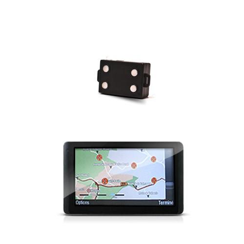 Kit de localisation en temps réel avec un écran tactile