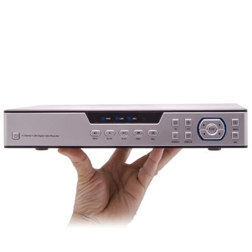 Enregistreur de vidéosurveillance hybride 8 voies AHD 1080P 16 voies IP HDD 1 To