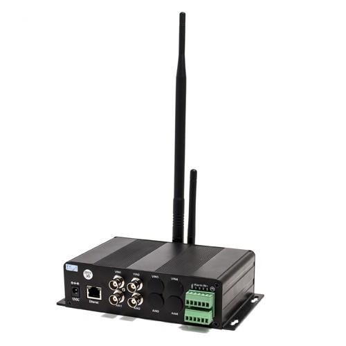 Serveur vidéosurveillance 3G WiFi 2 voies