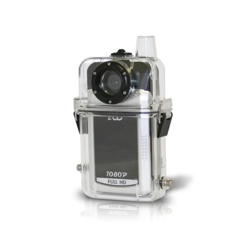 Micro caméscope numérique full HD 1080P avec accessoires et caisson étanche