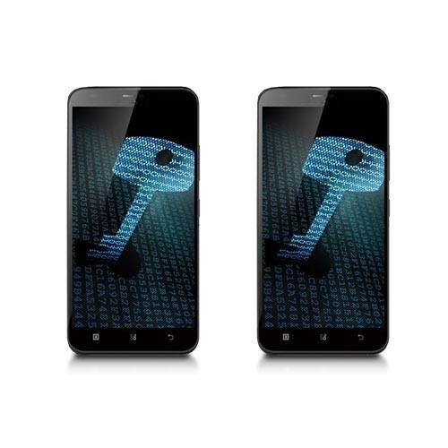 Ensemble de 2 téléphones cryptés
