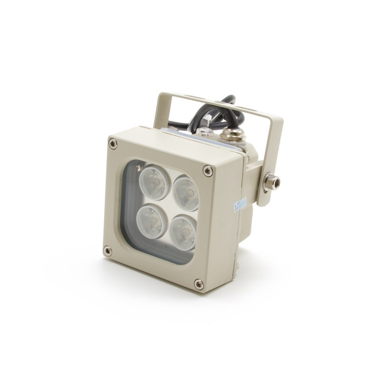 Projecteur infrarouge 45° portée 80 mètres