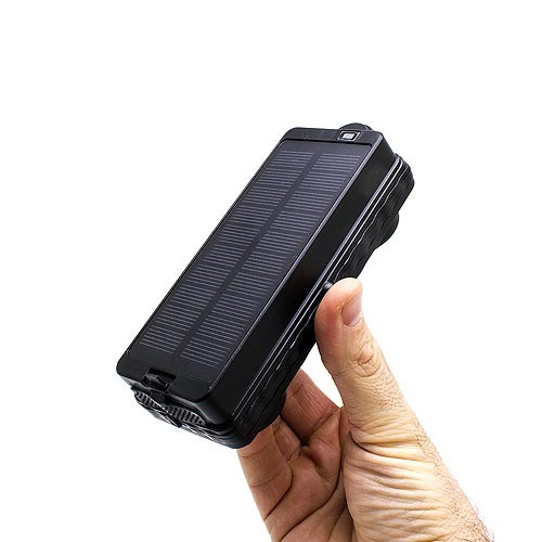 balise gps solaire