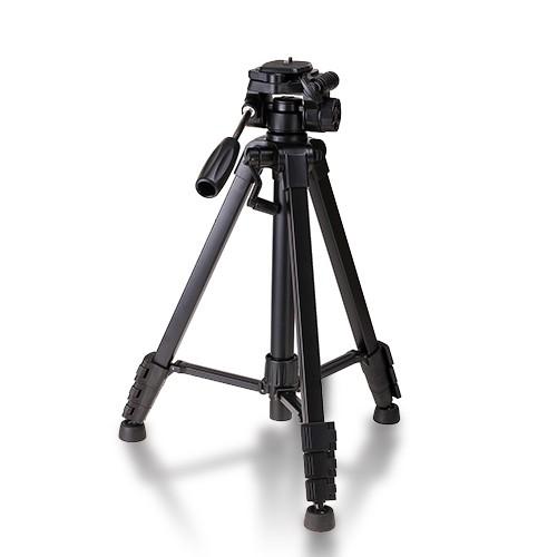 Trépied pour caméra amovible portable Hauteur 130 cm