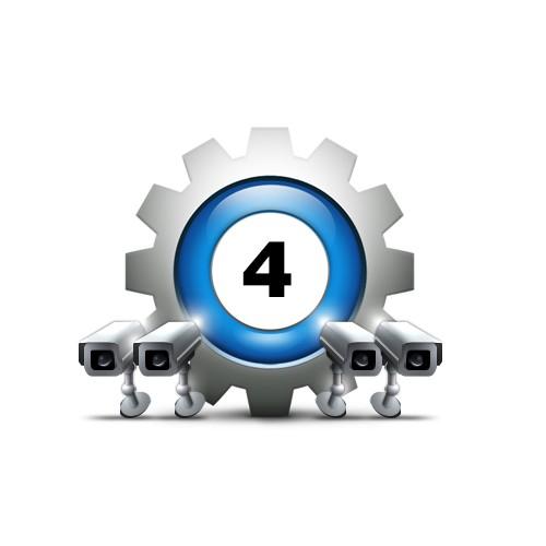 Configurateur 4 voies