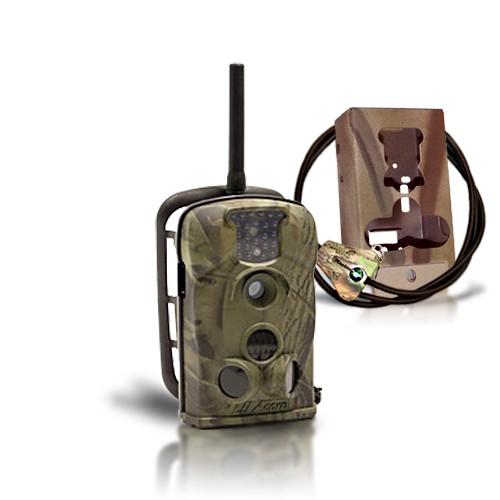 Kit caméra alarme MMS Email IR invisible