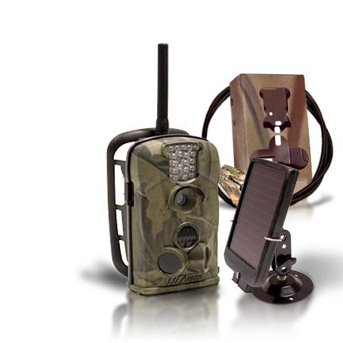 Kit complet caméra alarme MMS Email IR